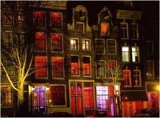 Redlight amsterdam
