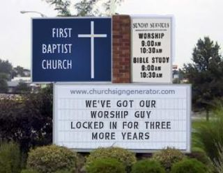 Churchsign noncompetes