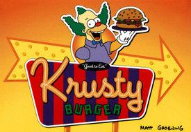 Krustyburgerthing