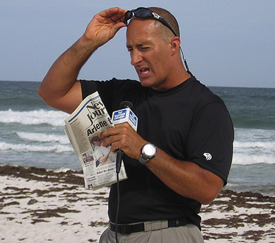 Jim Cantore Bulge http://www.notelling.net/2010/08/be-careful-what-you-wish-for.html